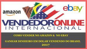 CURSO VENDEDOR ONLINE INTERNACIONAL