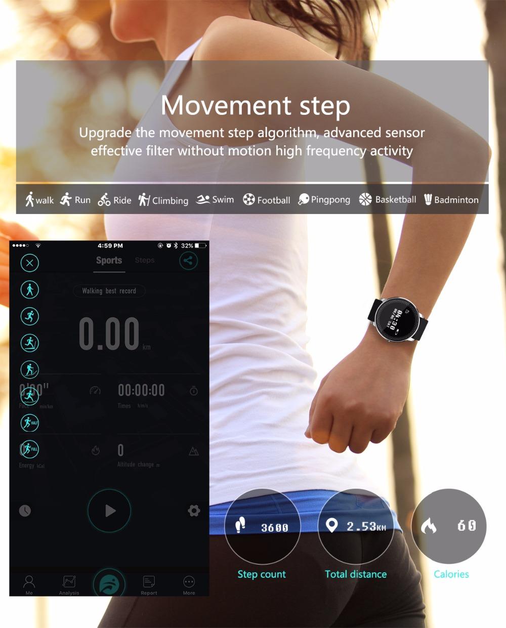 Smartwatch CF 007S Feminino