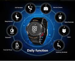 smartwatch No.1 F6