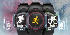 Relógio Eletrônico Inteligente NO I F13 SmartWatch Pro saúde