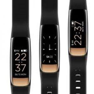 Relógio inteligente Siroflo S1 Smart Wristband pro saúde
