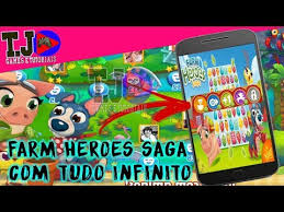 farm heroes itens infinitos