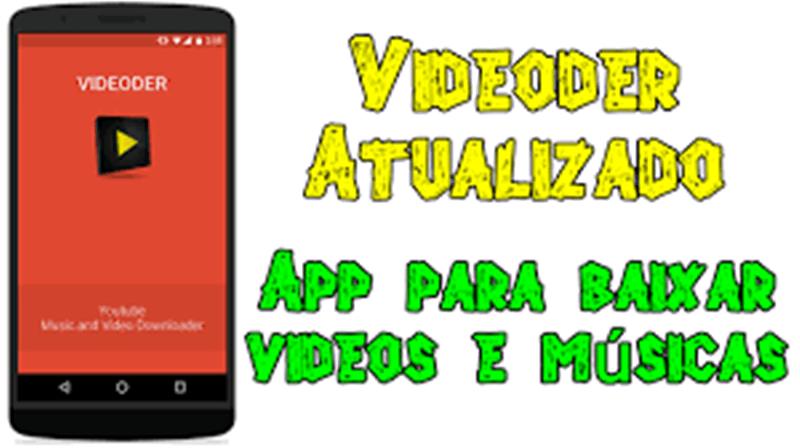 Videoder APK Como Baixar e Instalar Download Grátis -
