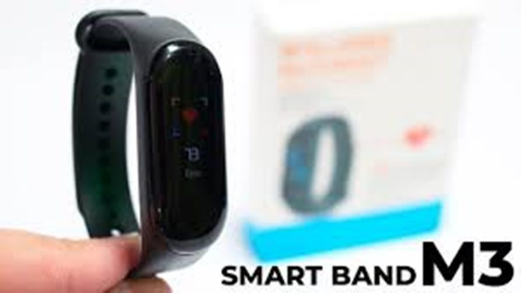 Smartband M3 Pulseira Inteligente Fitness