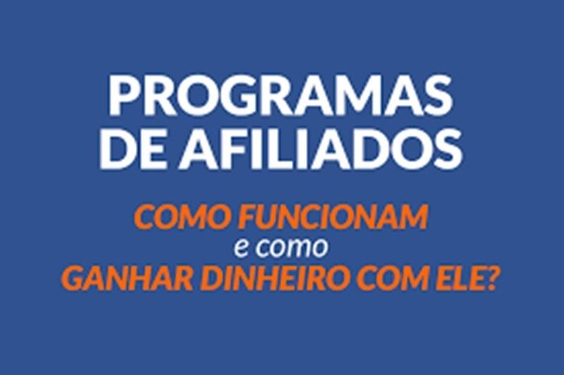programa de afiliados afiliação grátis