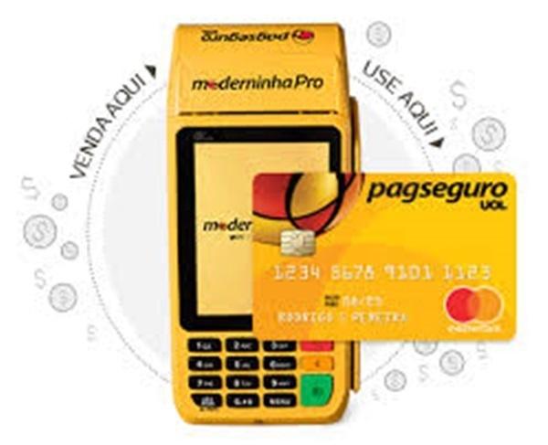 Como comprar maquininha pagseguro cartão pre pago